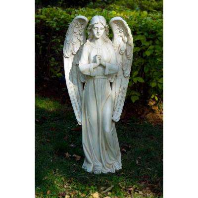 Praying Angel Standing Statue