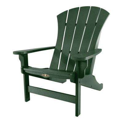 DuraWood Sunrise Adirondack Chair in Pawley's Green