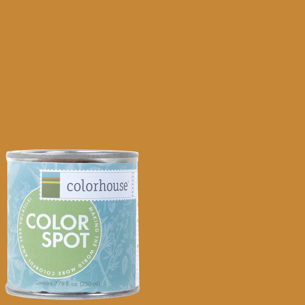 8 oz. Wood .01 Colorspot Eggshell Interior Paint Sample