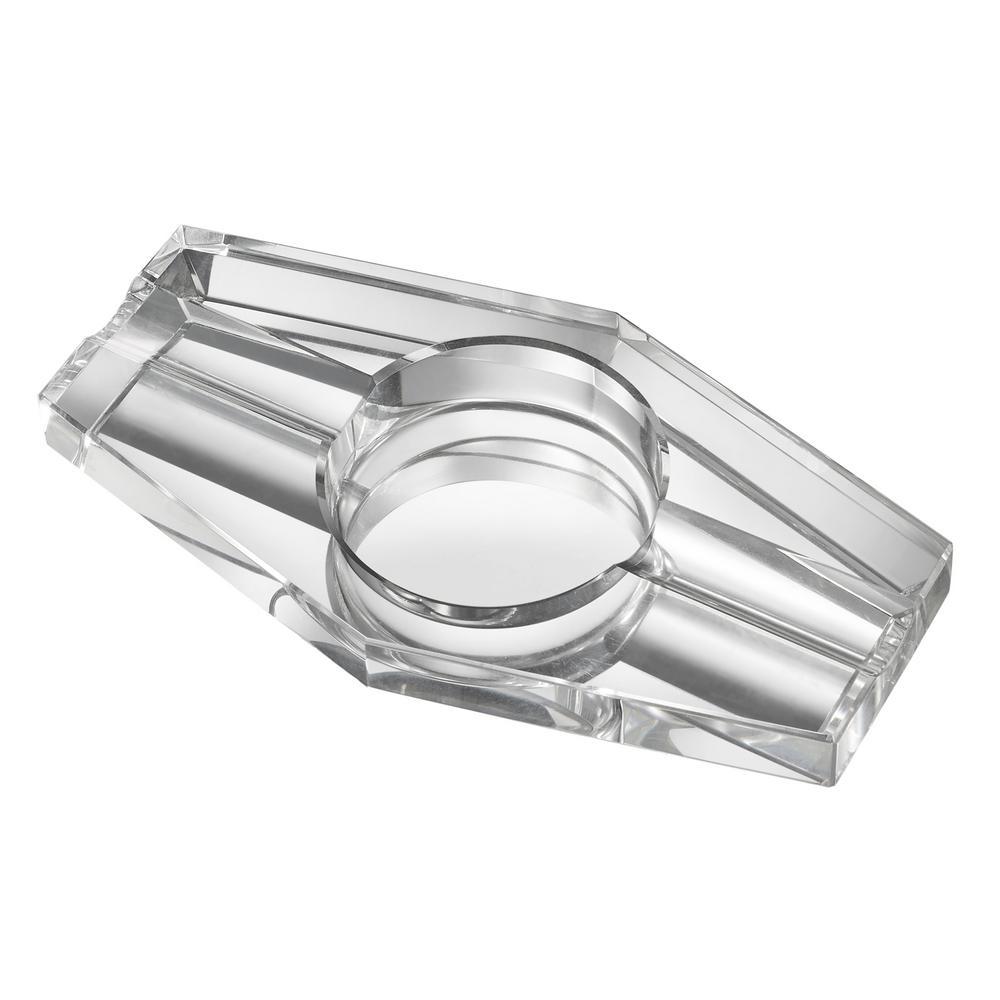 Visol Rhea Crystal Desktop Cigar Ashtray