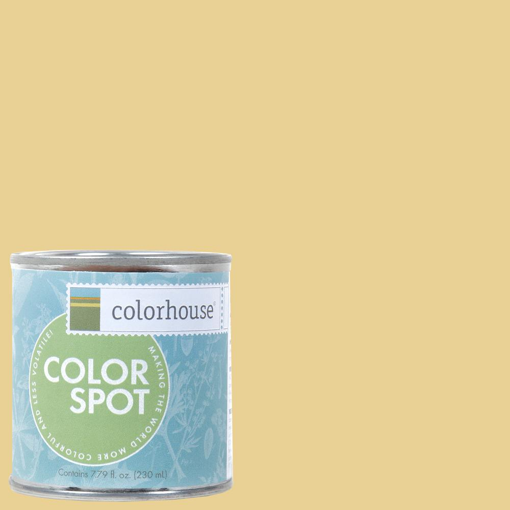 8 oz. Beeswax .02 Colorspot Eggshell Interior Paint Sample
