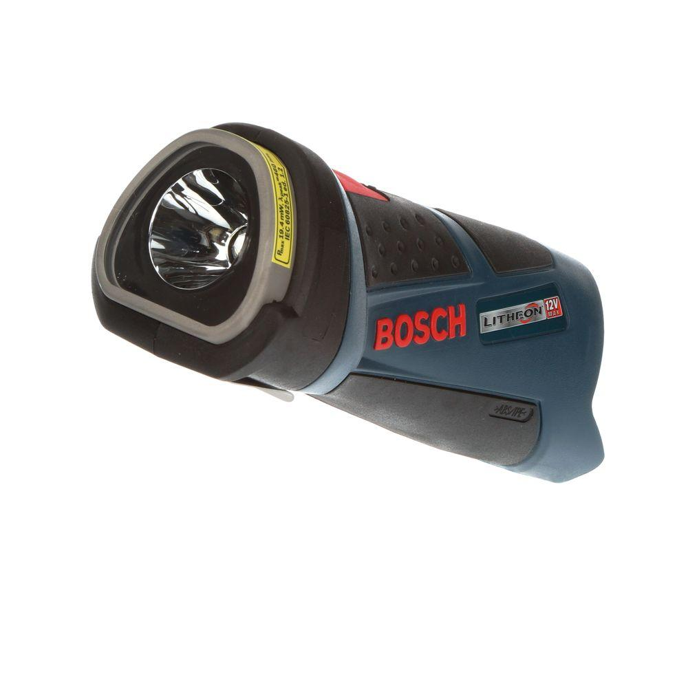Bosch 12-Volt Lithium-Ion LED Flashlight Bare Tool (Tool Only)