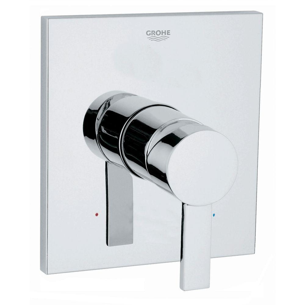 Allure Single Handle Grohsafe Pressure Balance Valve Trim Kit in StarLight