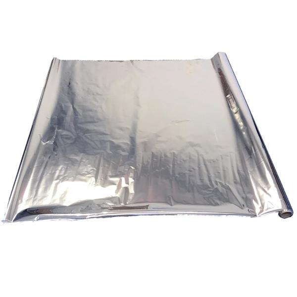 100 ft. Highly Reflective Light Diffusing Film with White Plastic Vapor Barrier