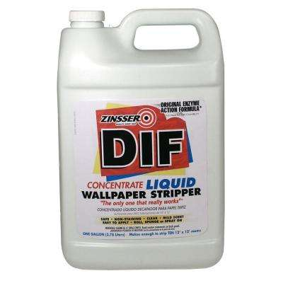 1 gal. DIF Wallpaper Stripper Concentrate (4-Pack)