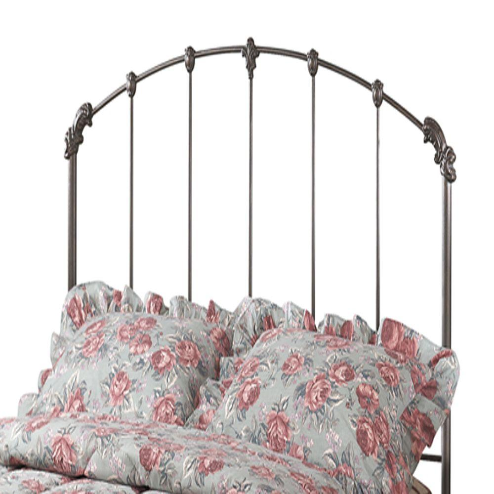 Hillsdale Furniture Bonita Copper Mist Full and Queen-Size Headboard