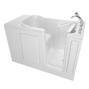 Safety Tubs Value Series 48 inch Walk-In Bathtub in White by Safety Tubs