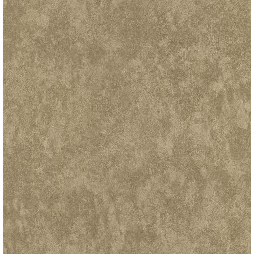 Brewster 8 in. W x 10 in. H Leather Textured Wallpaper Sample