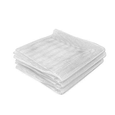 White Non-Skid 8 ft. x 10 ft. Rug Pad