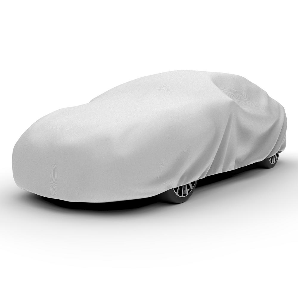 CUSTOM FIT CAR COVER FOR 2013 2014 Dodge Challenger Breathable BLACK
