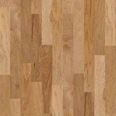 Take Home Sample - Riveria Antique Hickory Click Engineered Hardwood Flooring - 5 in. x 8 in.
