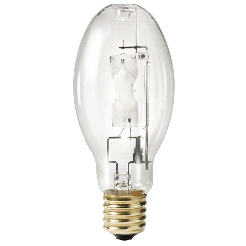 Philips 175 Watt Ed28 Metal Halide Switch Start Hid Light Bulb 12 Pack 287334 The Home Depot