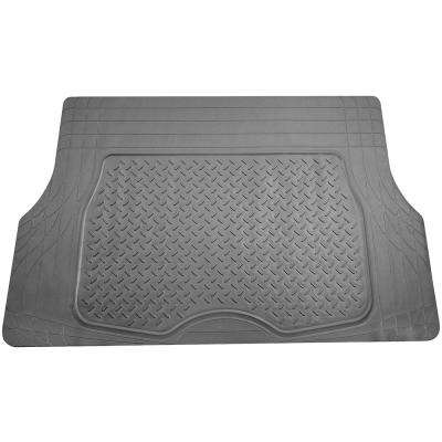 Gray Heavy Duty 47 in. x 32 in. Premium Trim to Fit Vinyl Cargo Mat