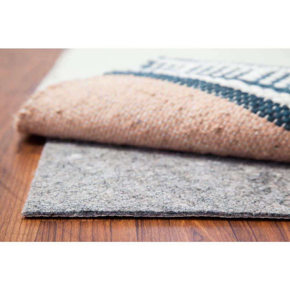 All Surface Tan Basketweave 8 ft. W x 10 ft. L All Surface Rug Pad