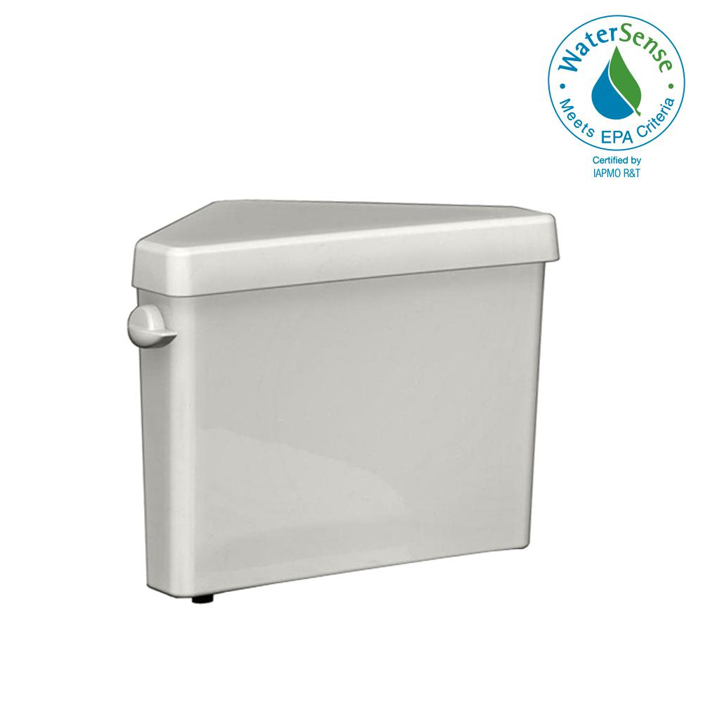 Triangle Cadet Pro 1.6 GPF Single Flush Toilet Tank Only in