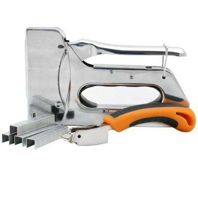 Heavy-Duty Staple Gun and Staple Remover Kit with Staples (1,250-Count)