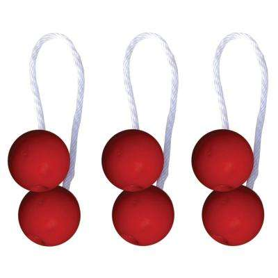 Red Replacement Bolas (3 Count)