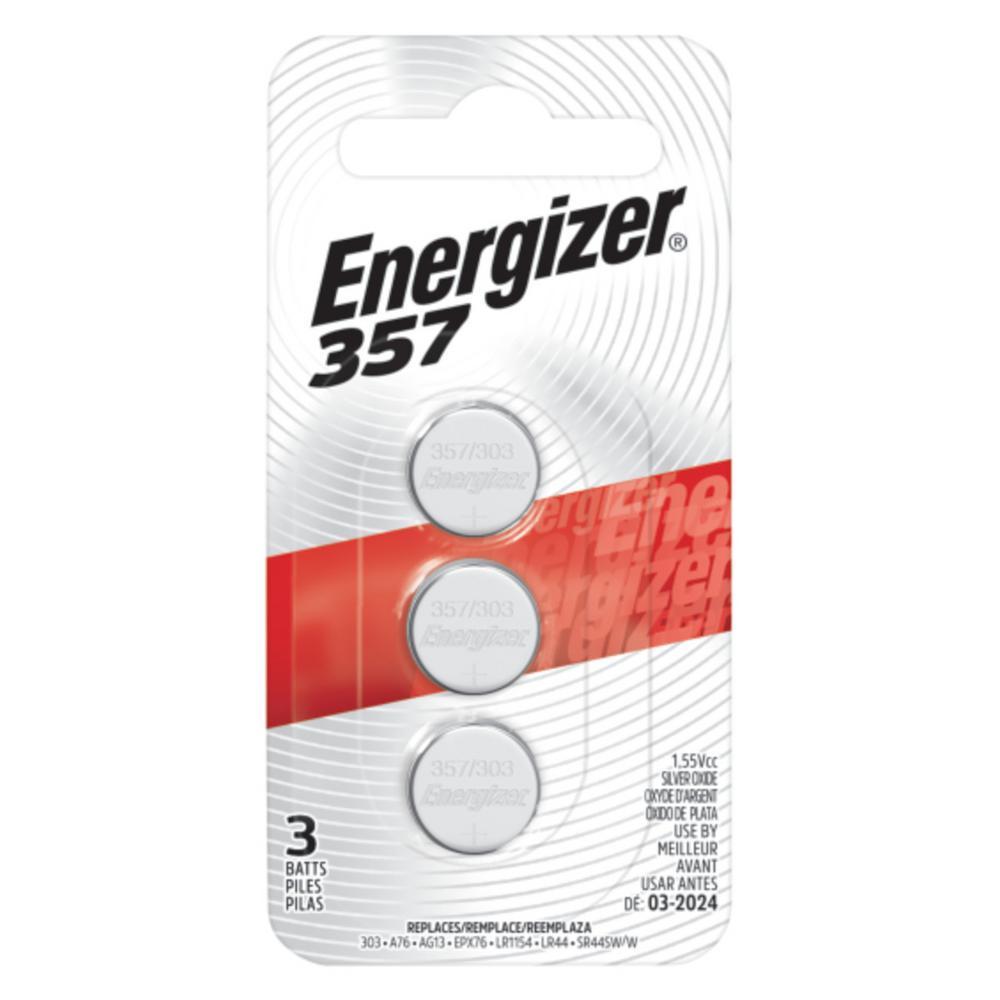 357-3pk Watch/Electronic Battery