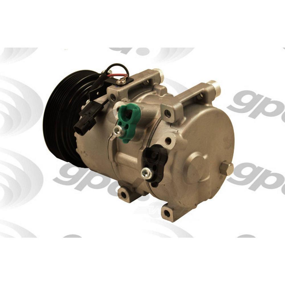 GLOBAL PARTS DISTRIBUTORS, LLC Compressor New 2007-2010 Kia Rondo 2.4L