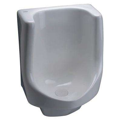 Waterless Urinal in White