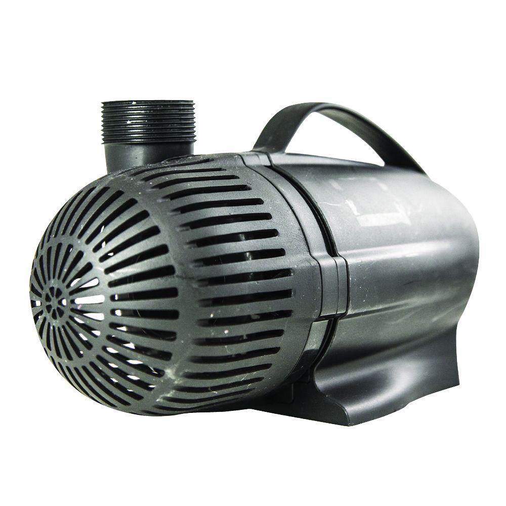3,600 GPH Waterfall Pump