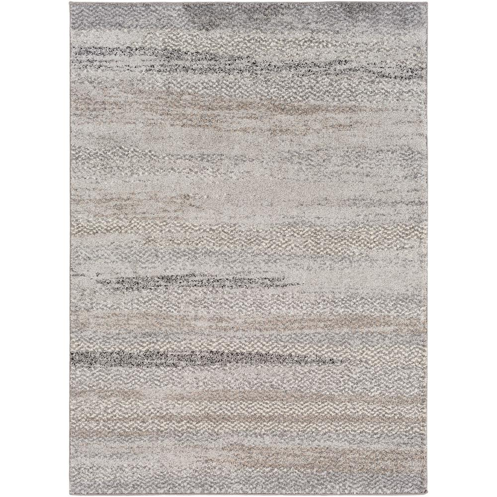 Artistic Weavers Luvenia Light Gray 8 Ft X 10 Indoor Area Rug