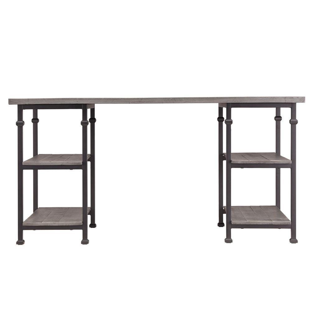 Grove Weathered Grey Desk