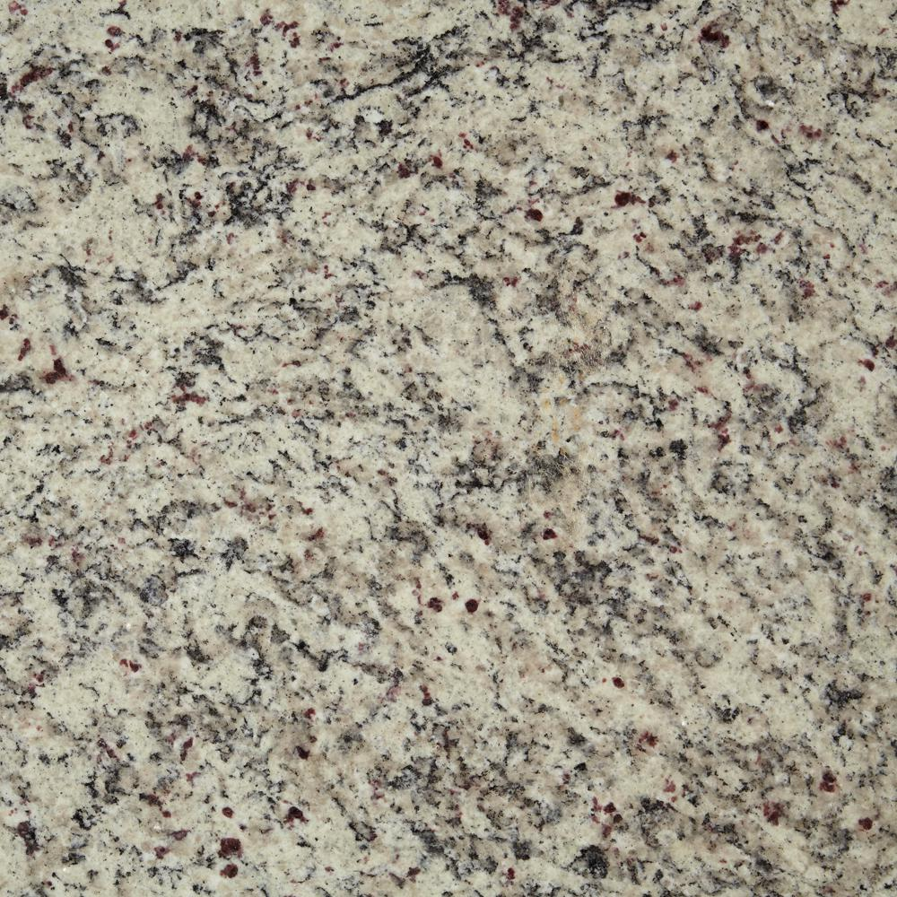 Stonemark 3 In X Granite Countertop Sample St Cecilia