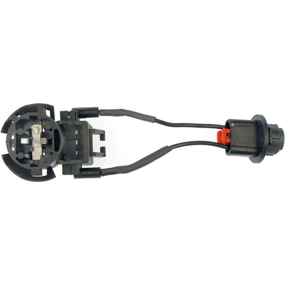 Tail Lamp Socket - Right