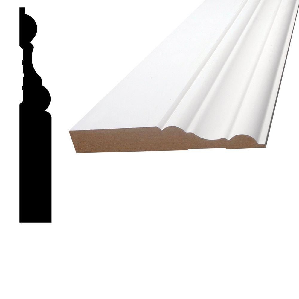 Pro Pack - Baseboard - Moulding - The Home Depot