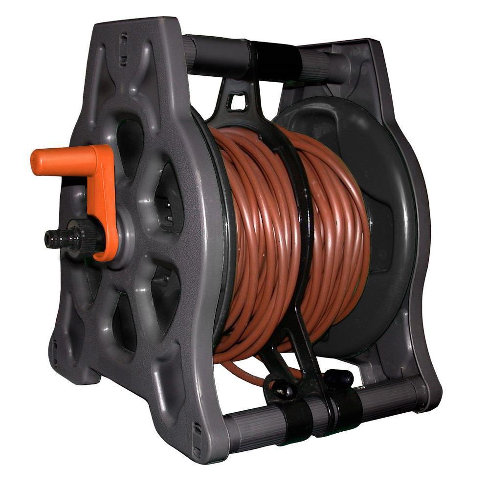 Genesis 60 ft. Drip 'N Roll Dripper Garden Watering System