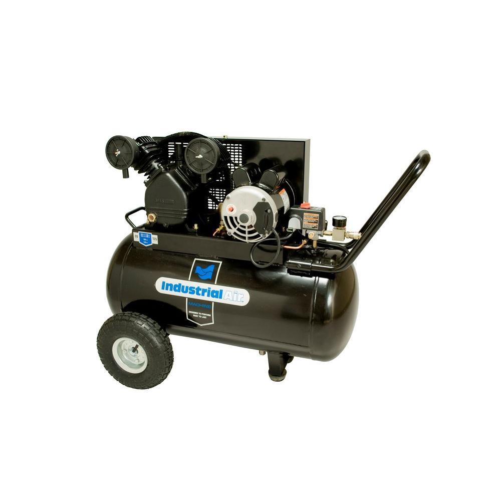 Industrial Air 20 Gal. Portable Electric Air Compressor by Industrial Air