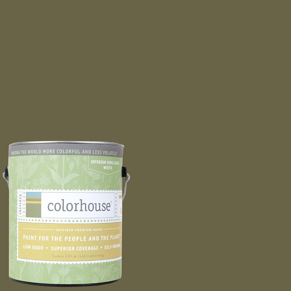 1 gal. Glass .06 Semi-Gloss Interior Paint