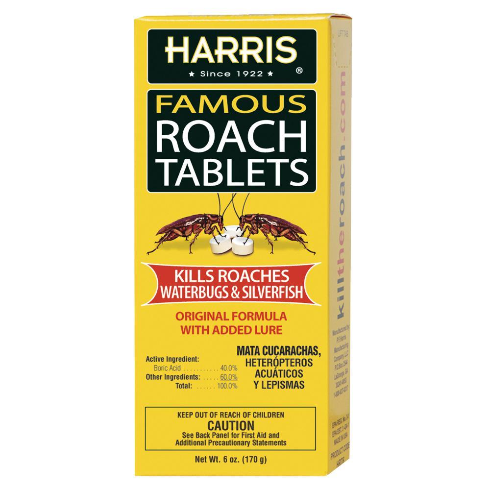 6 oz. Famous Roach Tablets