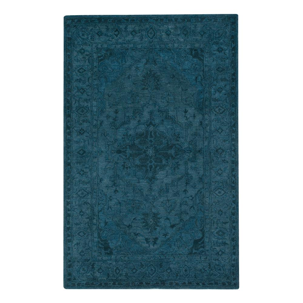 Kingdom Blue 8 ft. x 11 ft. Area Rug