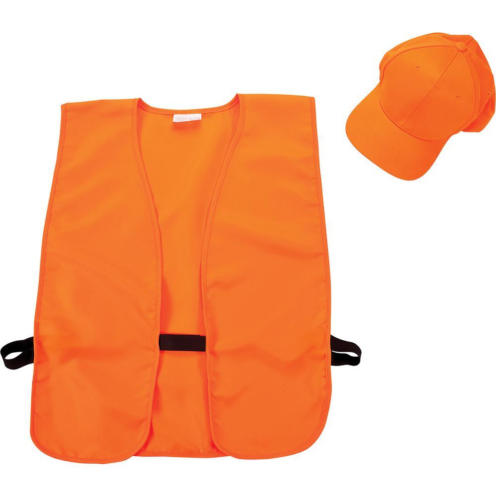Allen Blaze Hat and Vest Combo