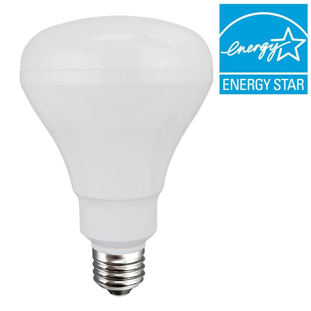 TCP 65W Equivalent Daylight (5000K) BR30 Non-Dimmable LED Flood Light Bulb