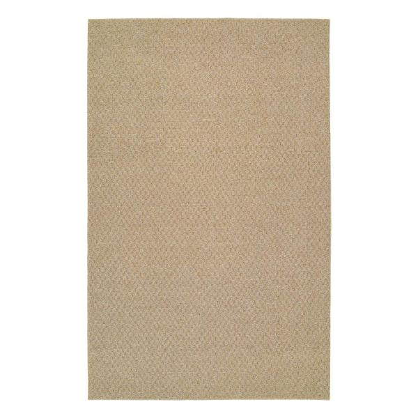 Town Square Tan 9 ft. x 12 ft. Area Rug
