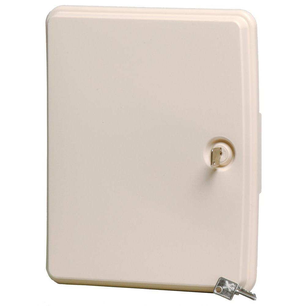 HY-KO Lockable Key Cabinet-KO302 - The Home Depot
