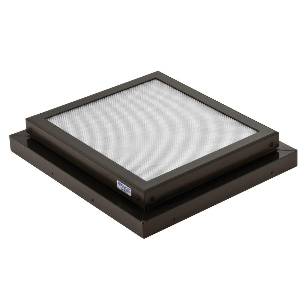 Home Depot Sky Lights: Sunoptics Prismatic 2 Ft. X 2 Ft. Fixed Curb-Mounted Flat