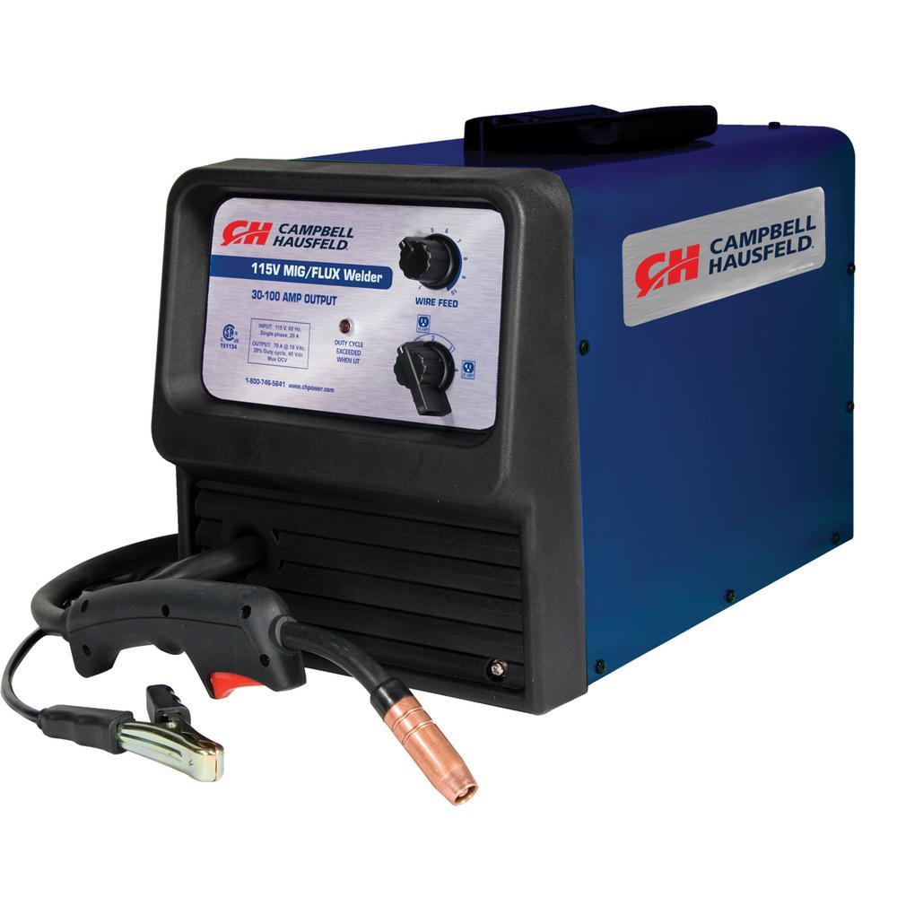 Campbell Hausfeld 115-Volt 70 Amp MIG/Flux