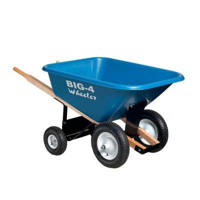 8 cu. ft. Heavy-Duty Wheelbarrow