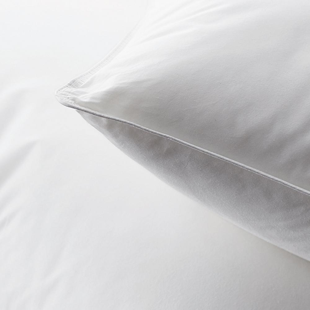 Supreme White Goose Down Pillow