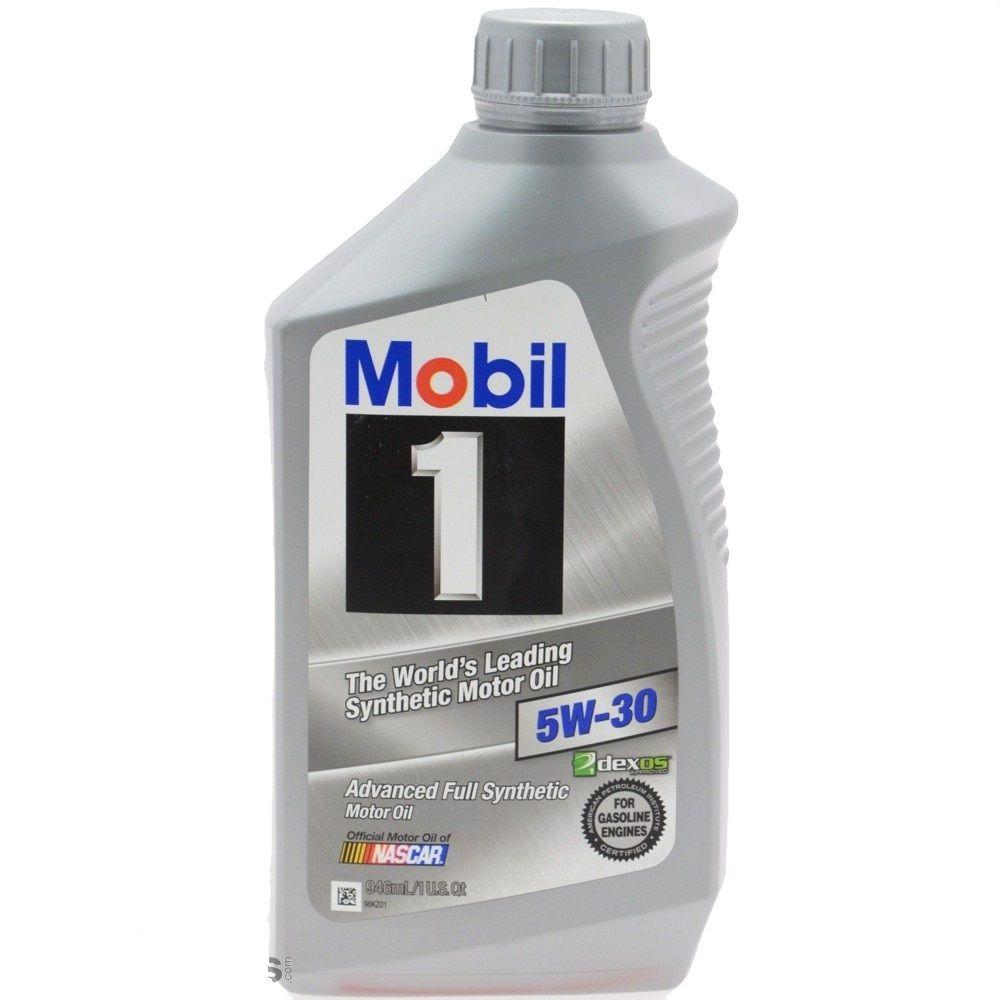 Mobil 32 oz. 5W-30 Synthetic Motor Oil