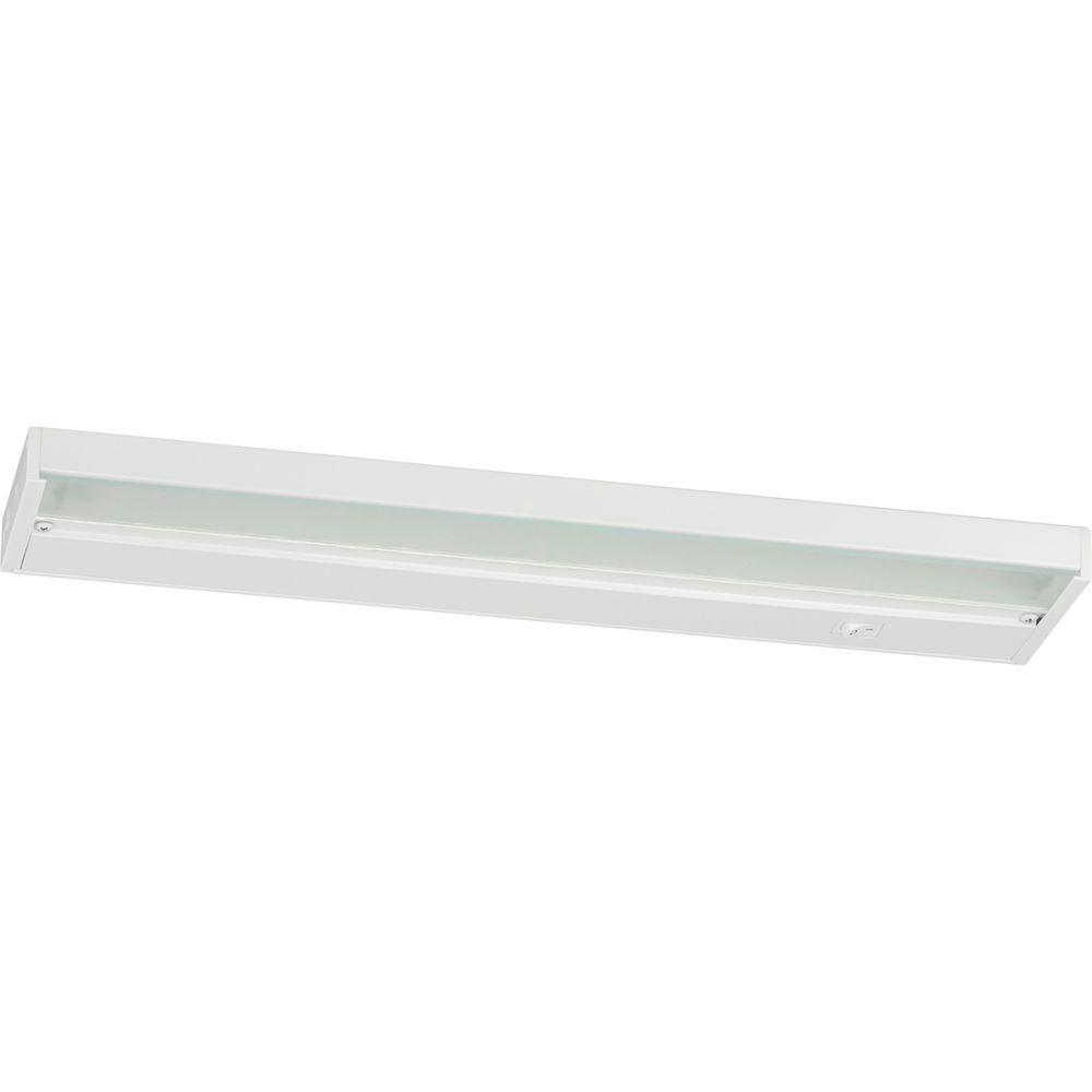 18 in. White LED Under Cabinet Light