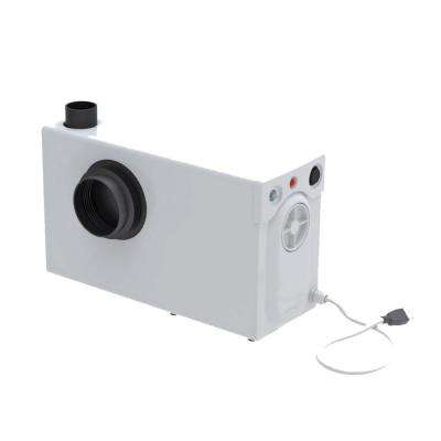 Bathroom Anywhere .80 HP 120-Volt Macerating Pump