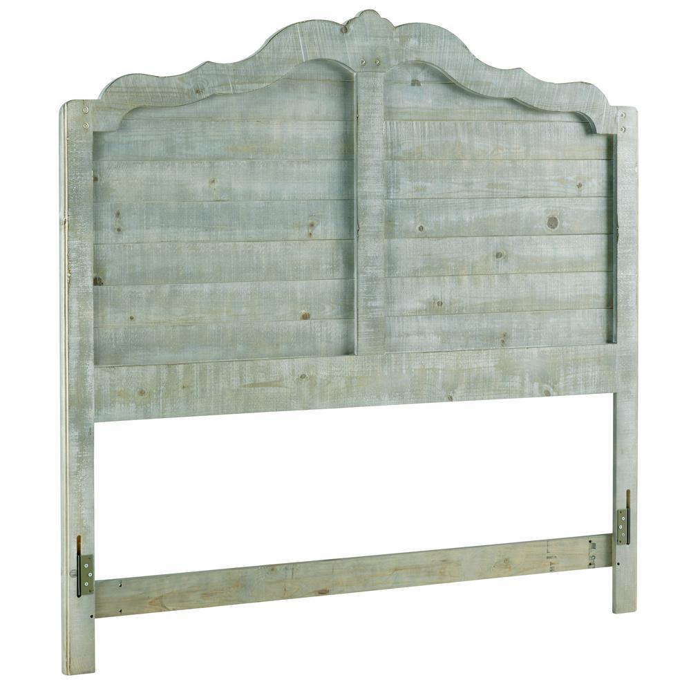 Progressive Furniture Chatsworth Mint King Headboard B644-94