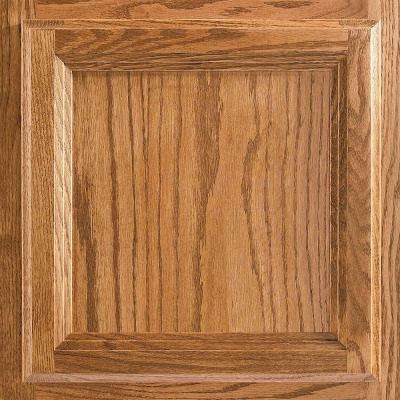 13x12-7/8 in. Cabinet Door Sample in Ashland Oak Tawny