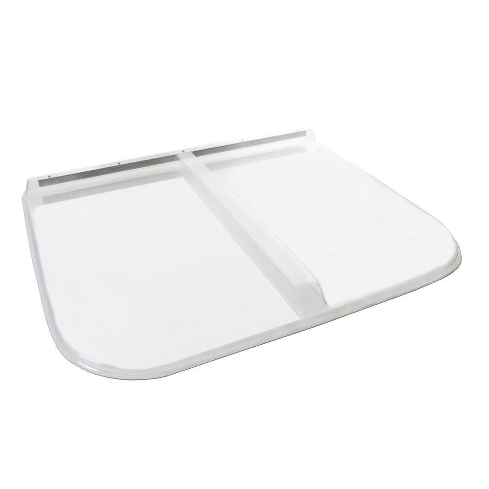 Shape Products 44 in. x 38 in. Polycarbonate Rectangular Egress Cover