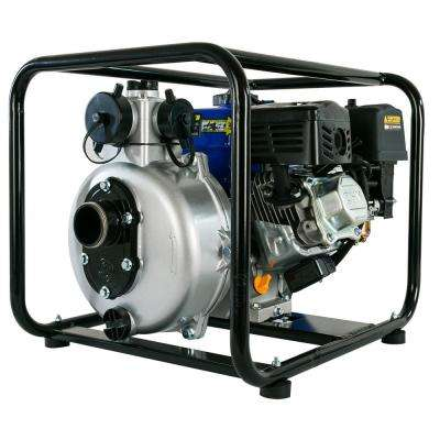 212 CC 7 HP 2 in. 70 GPM Gas Powered High Pressure Water Pump